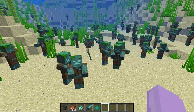 Real Mobs Hostile Life Minecraft