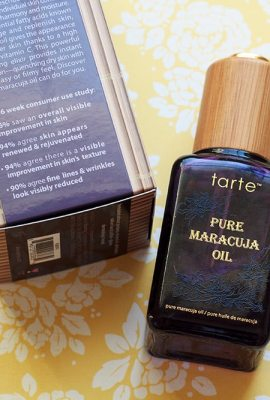 Review: Tarte Maracuja Oil