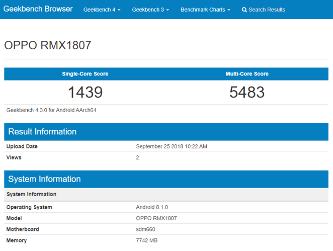 Realme-2-Pro-Leaks-Speculations-4-Geekbench