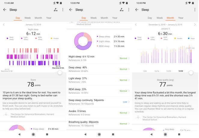 Honor-Band-4-Review-Health-App-Sleep