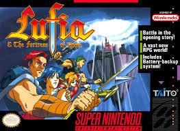 Lufia The Fortress of Doom Review SNES Retro RPG Videogame