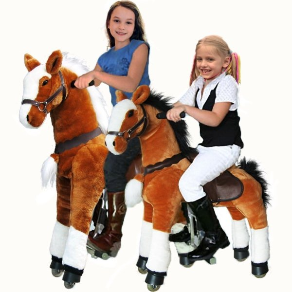 WTF is a Mechanical Rocking Horse - It's Awesome That's What it Is