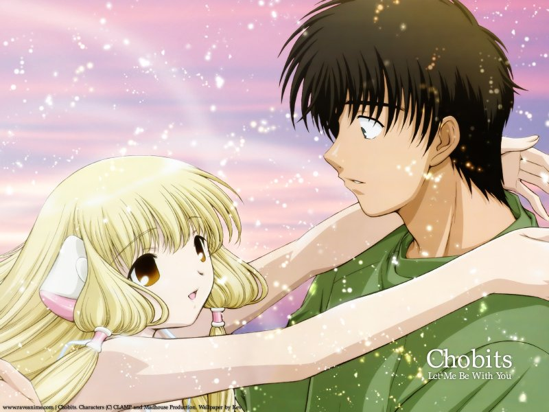 Chobits Anime Review
