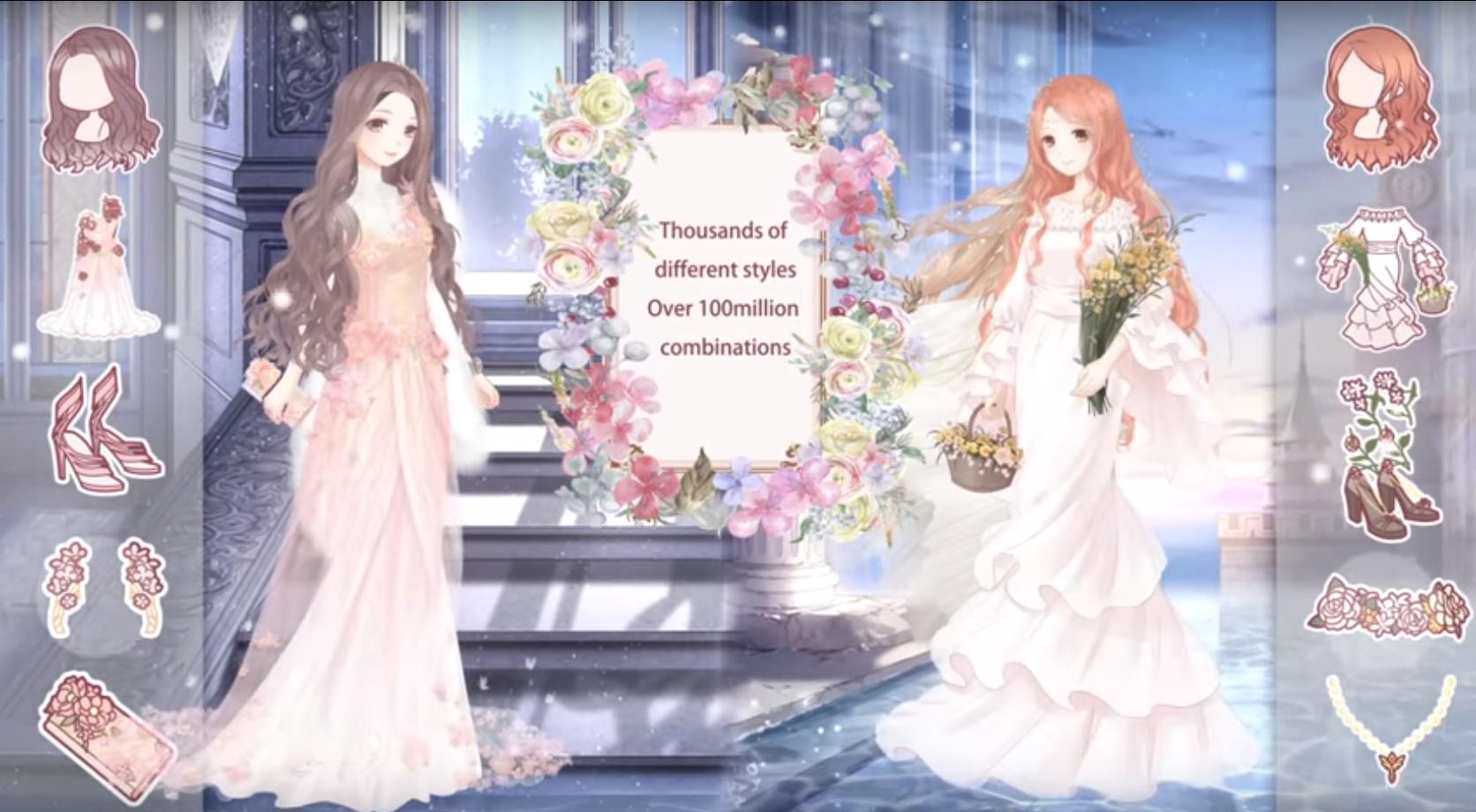 Nikki Dress UP Queen Kawaii Cute Anime Dressup Game
