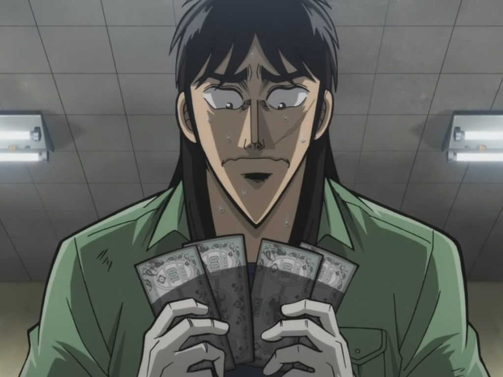 3 Best Gamblers in Anime