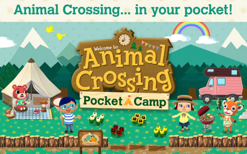Animal Crossing Pocket Camp Nintendo Mobile Game Review for IOS and Android