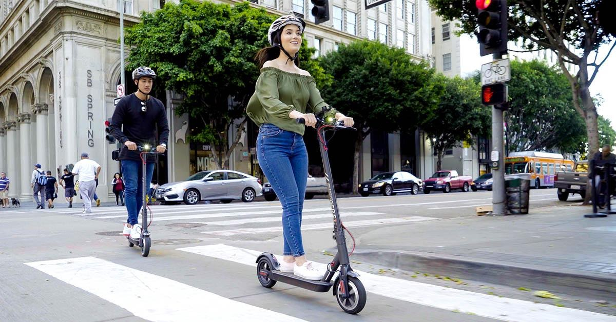 Future of Electric Scooters Rules for Electric Scooter Users