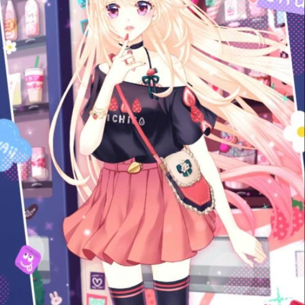 Cencilia Fashion Fantasy Free Cute Anime Dressup Otome Mobile Game For Girls