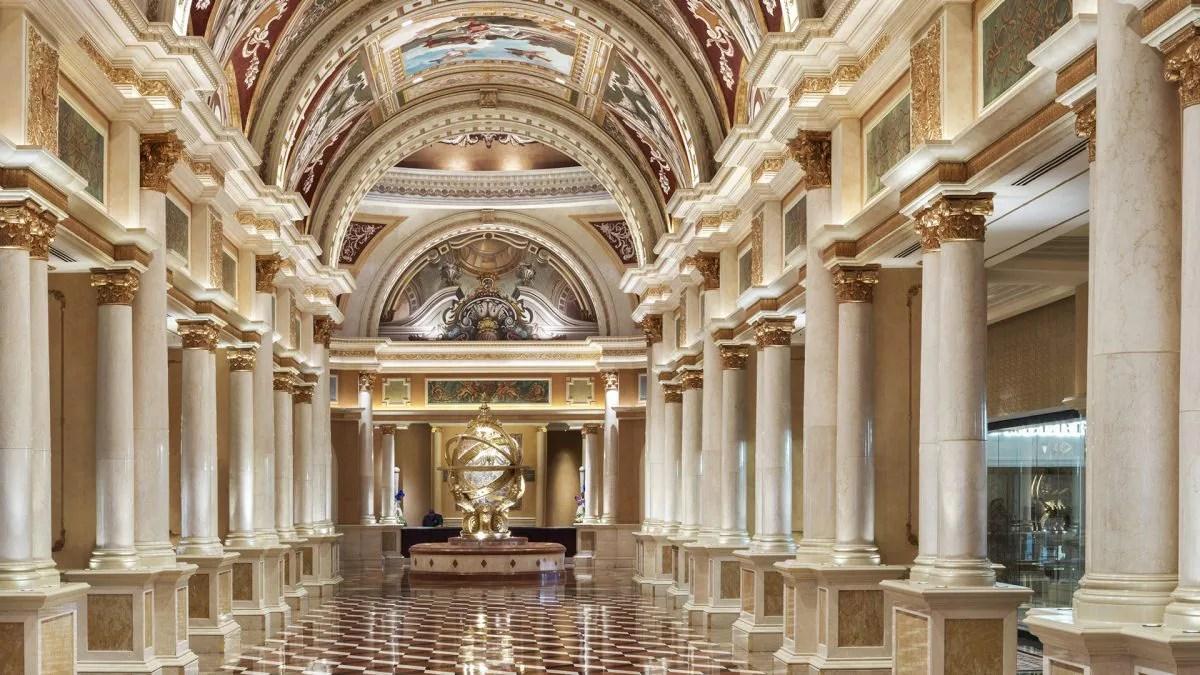 Most Romantic Hotel Resorts In Las Vegas