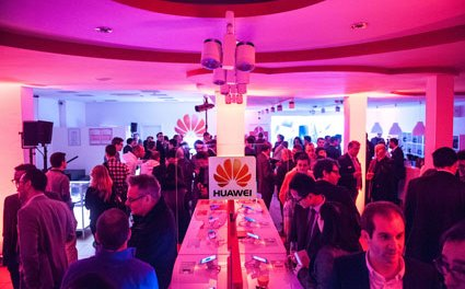 Huawei Experience Center Brussel: 1ste bastion van Chinese smartphonegigant in Europa
