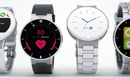 Video review – Alcatel Onetouch smartwatch