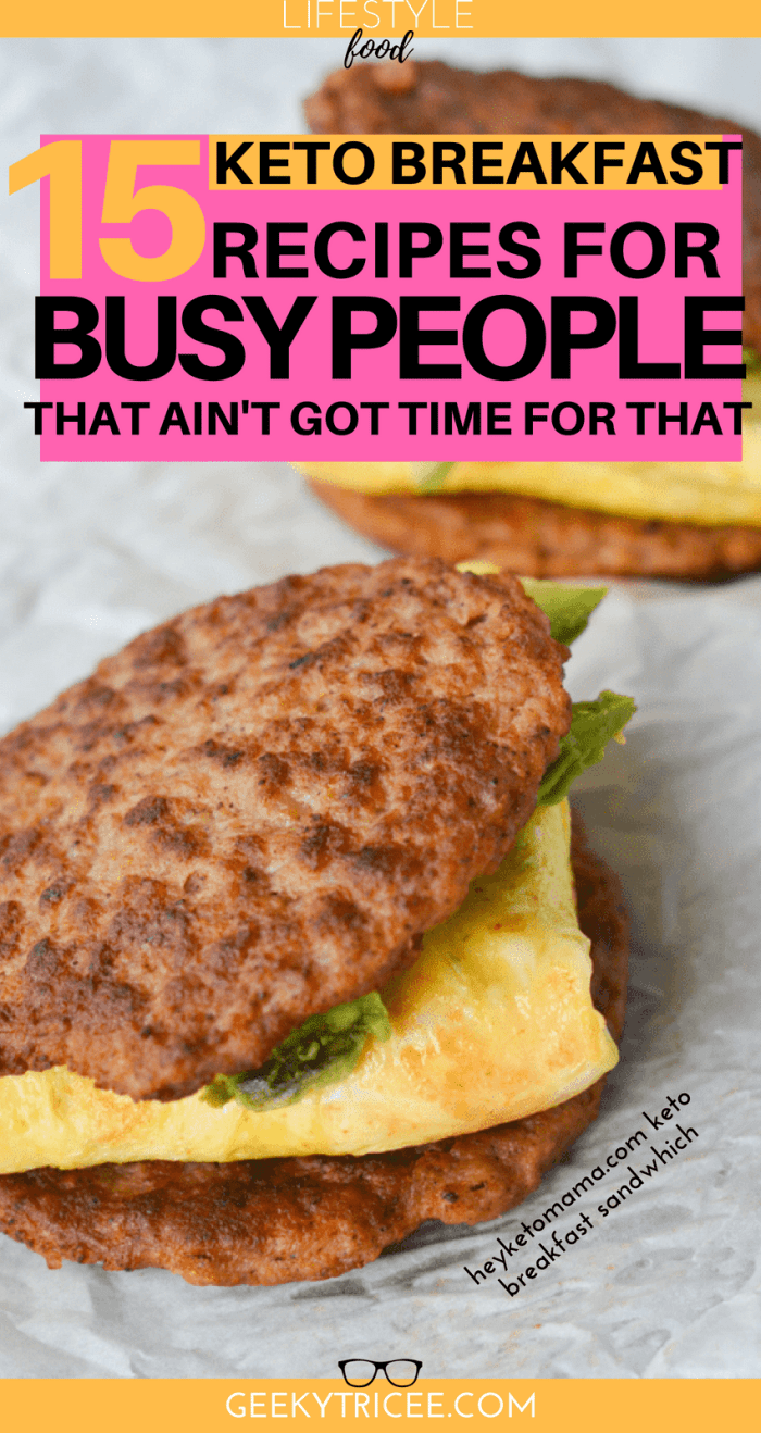 15 Grab N Go Keto Breakfast Recipes That Are Deliciously Guilt Free