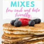 easy healthy pancake mixes