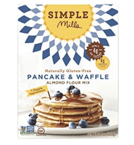 Simple Mills Almond Flour Mix, Pancake & Waffle