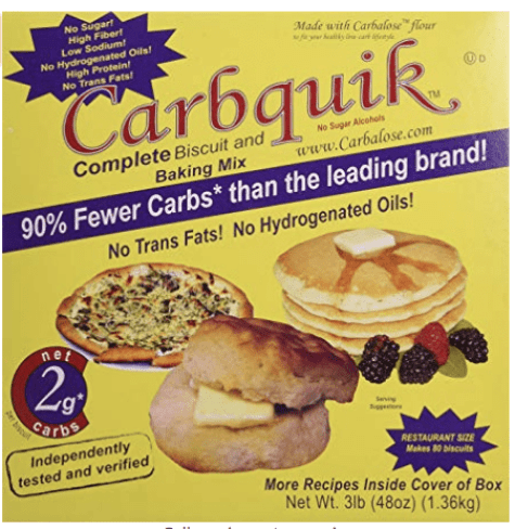 Carbquik Baking Biscuit Mix
