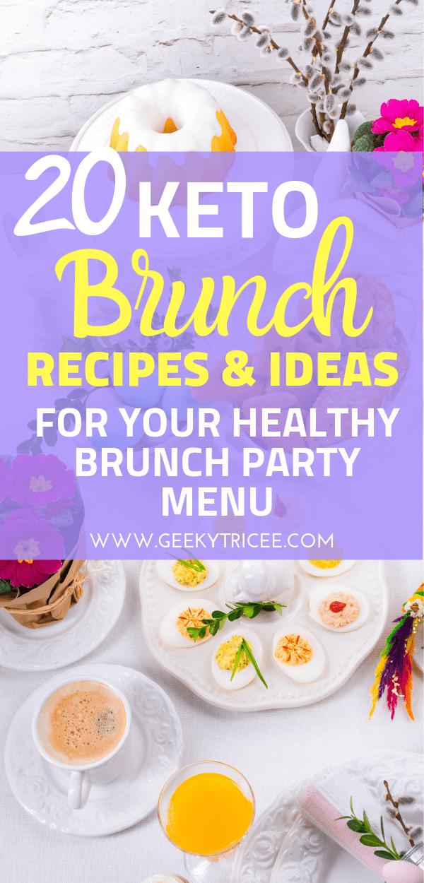 keto brunch recipes and ideas