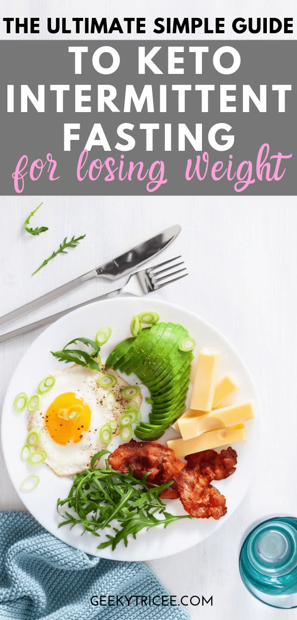 ultimate guide to keto intermittent fasting for losing weight
