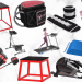 build home gym exercise equipment garage small space