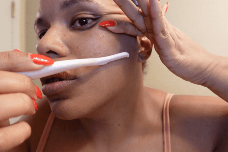 How to shave your face for women: A step-by-step guide