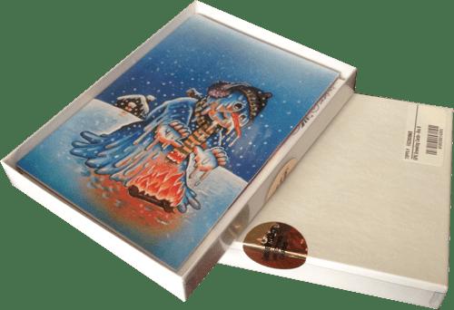 Garbage Pail Kids Holiday Greeting Cards GEEPEEKAY