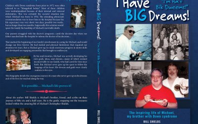 I Have Big Dreams Book Cover