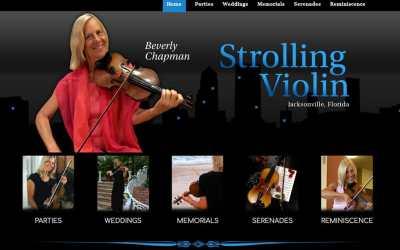 Strolling Violin