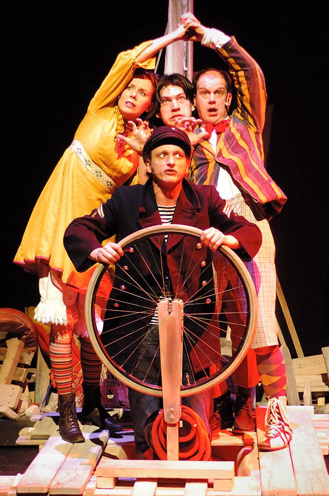Van Engelenburg Theater - theaterfotografie