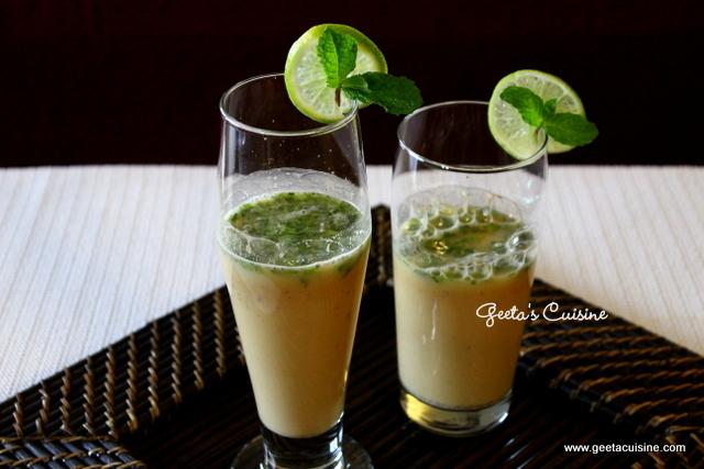 Sattu Drink (Roasted Gram Flour)