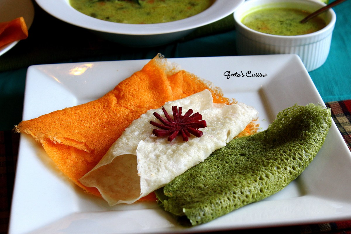 Tricolor Appam