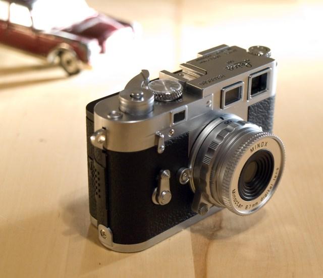 Minox DCC M3