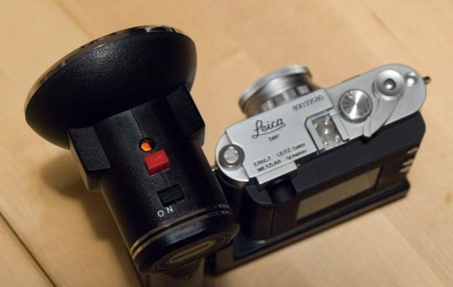 A scale Leica?