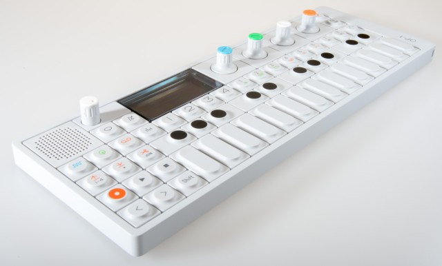 The Teenage Engineering OP-1