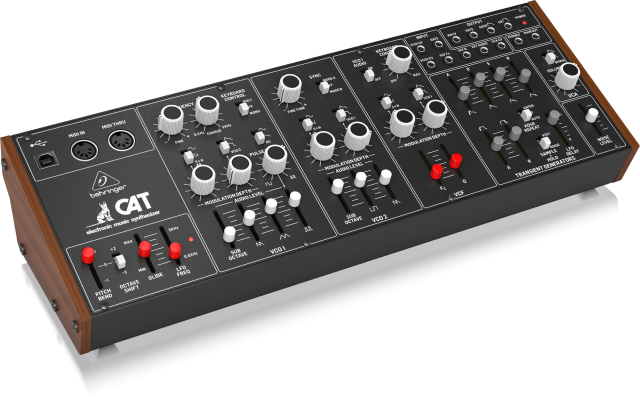 Behringer Cat. I've got a feline this one is the one to get...