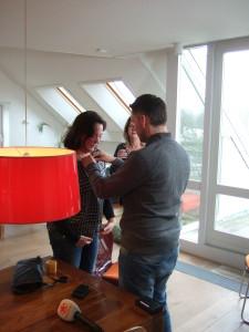SBS6 Shownieuws Marina Schriek intervieuw over de kans op een burn-out voor Maxima