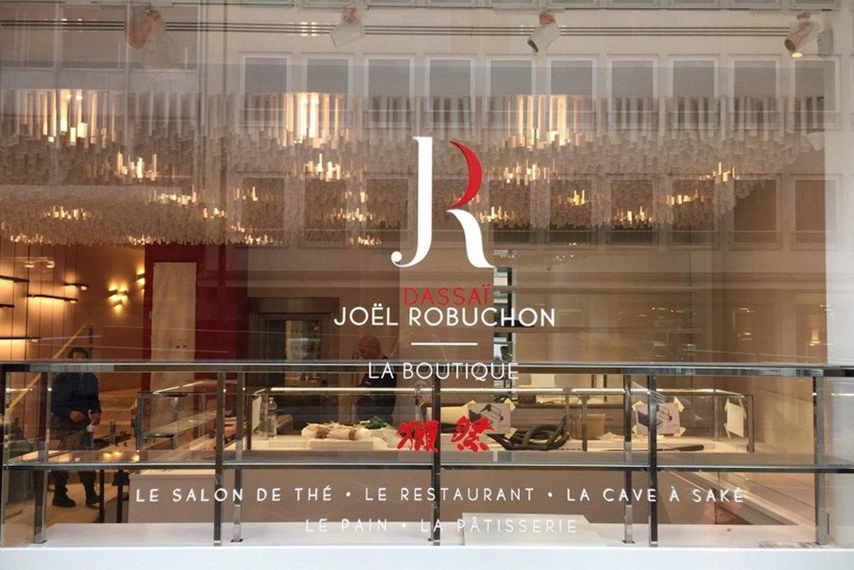 Amnagement Du Restaurant De Jol Robuchon Et Dassa
