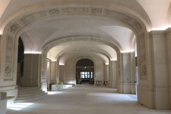 Extension Et Rnovation Du Muse DArts De Nantes 44