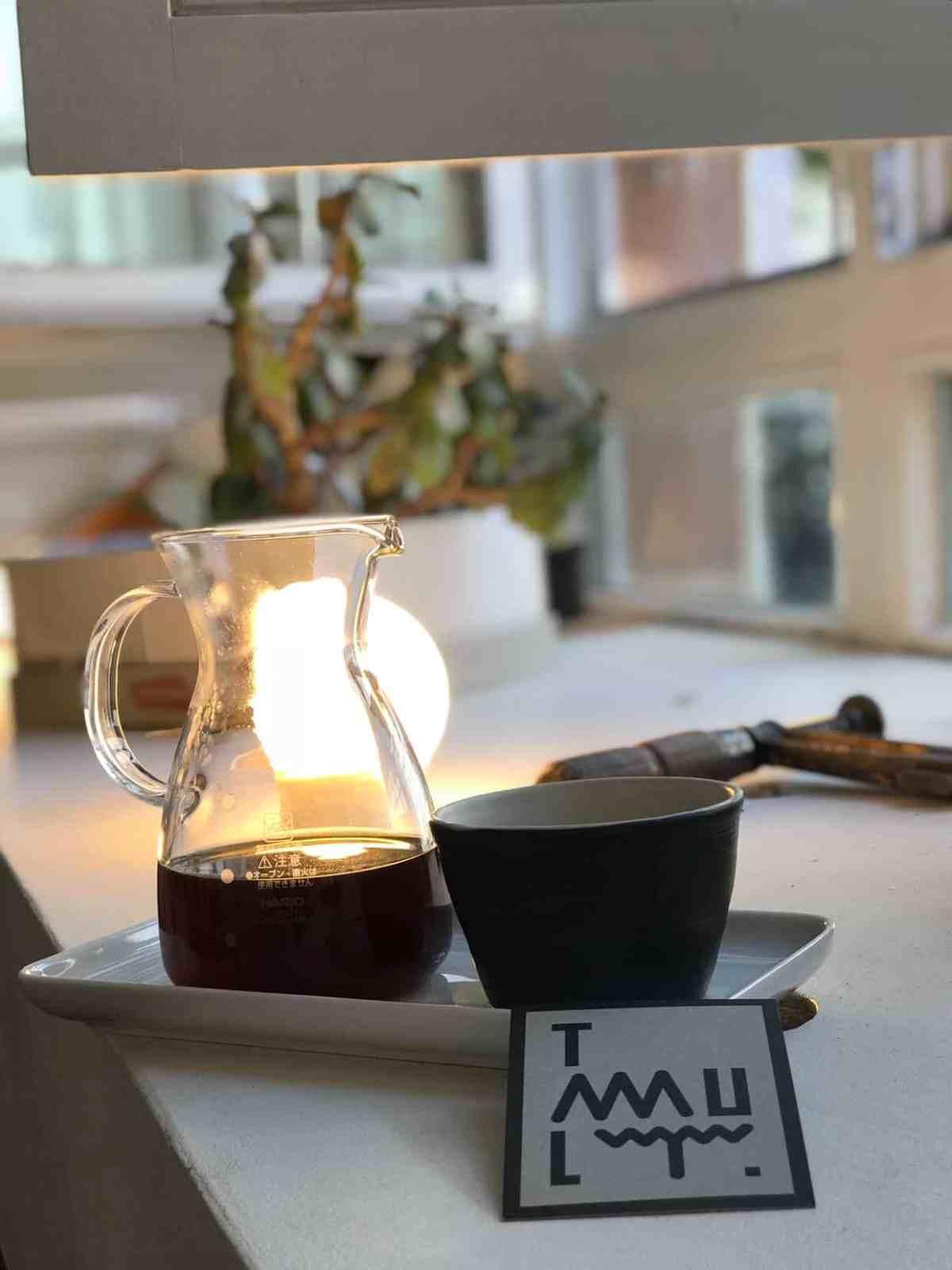 Filterkaffee im Tumult-Café