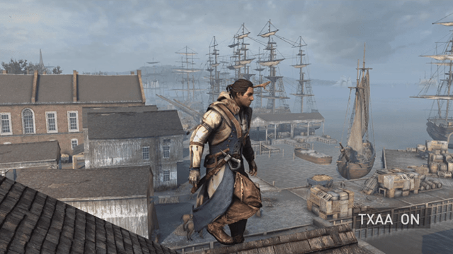 Assassin's Creed III Tech Video