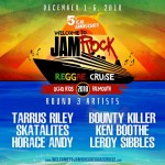 Welcome to Jamrock Reggae Cruise 2018 / Third round of artists just announced