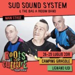 Roots & Culture Reggae Festival 2018 / Sud Sound System & Bag a Riddim Band primi confermati sul palco di Lignano