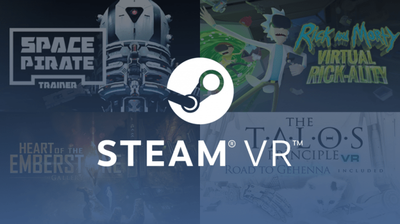 Play games in Steam®VR