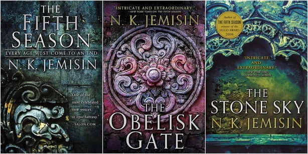 The Broken Earth Series av N.K Jemisin