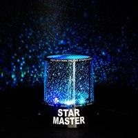 Star Master LED Sternenhimmel Projektor Lampe Nachtlicht ...