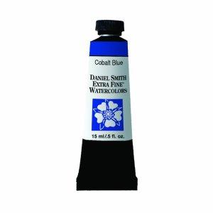 Cobalt Blue Watercolor 15 ml Paint Tube