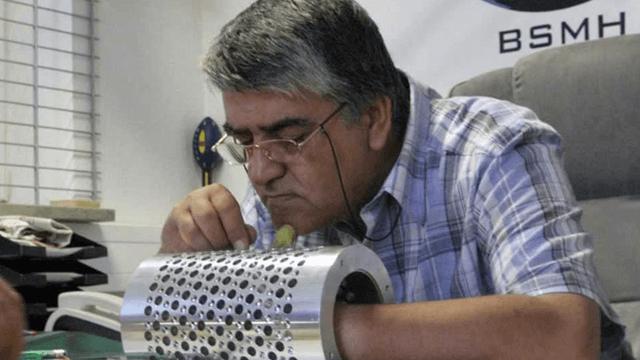 Magnetmotor Muammer Yildiz