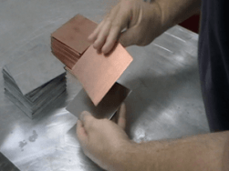 Kupfer und Aluminium