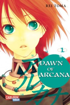 Cover Dawn of Arcana
