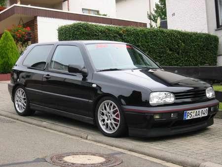 VW VW GOLF 3 20 JAHRE GTI EDITION Von Semse Tuning