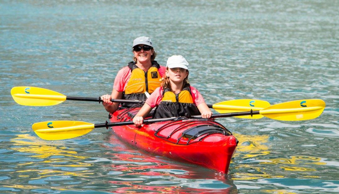Basics Tips of Kayaking