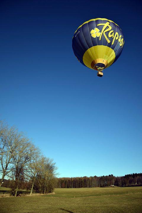 hot air ballonteam kassel # 31